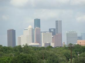 Photo: The skyline of downtown Houston.