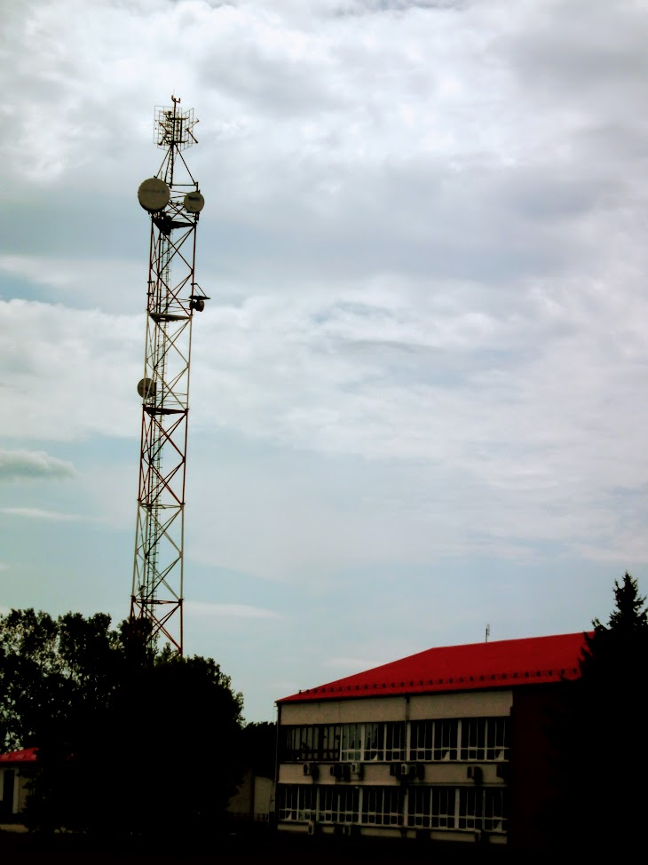 Kecskemét/Szolnokihegy - helyi URH-FM adóállomás
