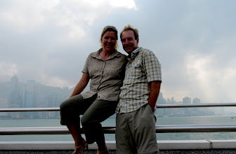 Photo: Day 194 -  Viewing Platform inVictoria  Harbour (Oppossite HK Island) #2