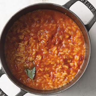 George Mendes's Portuguese Tomato Rice.