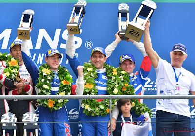 Vandoorne eindigt met SMP Racing derde in 24 uur van Le Mans