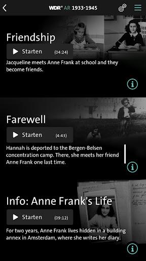 WDR AR 1933-1945 screenshot 2