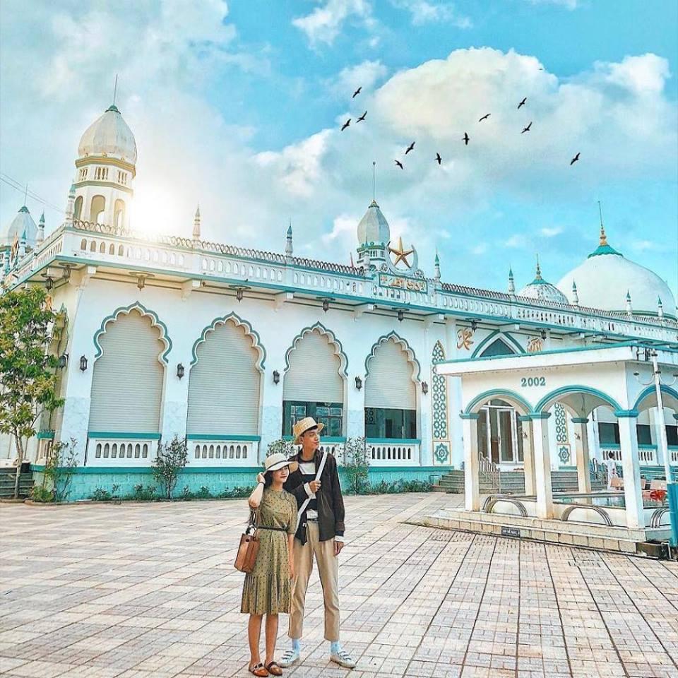 Kết quả hình ảnh cho thánh đường masjid jamiul azhar