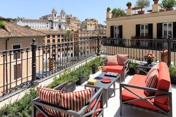 Rocco Forte House, Piazza di Spagna, Rome