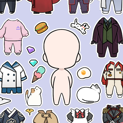 Oppa doll Icon