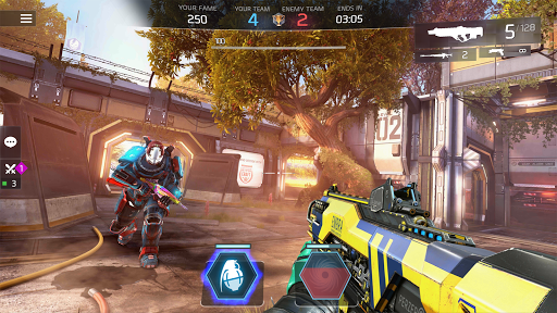 SHADOWGUN LEGENDS 0.6.1 screenshots 8