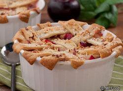 Orchard Plum Cobbler Recipe