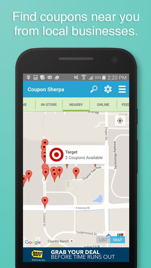 What is Coupon Sherpa?