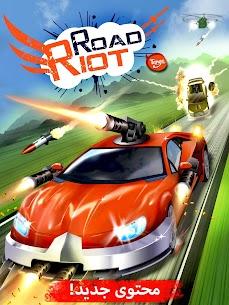 تحميل لعبة Road Riot مهكرة للاندرويد [آخر اصدار] 6