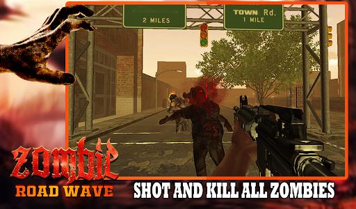Zombie RoadWave kill