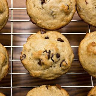 Chocolate Chip Protein Muffins
