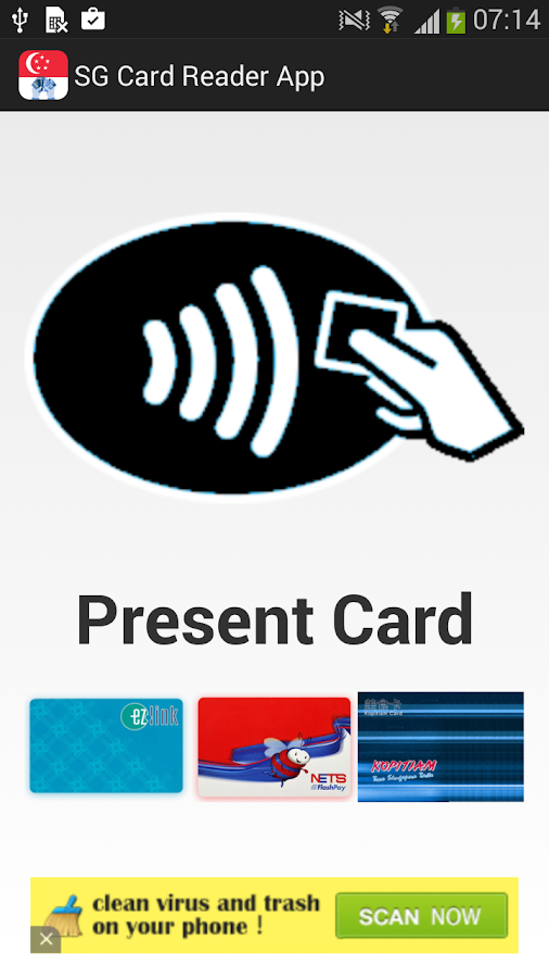 how to change card on app store