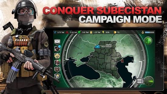 Mercenary Inc. Screenshot