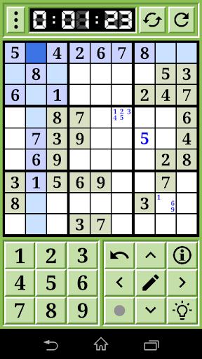 Classic Sudoku  screenshots 1