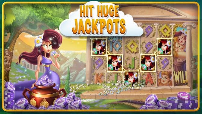myVEGAS Slots - Vegas Casino Slot Machine Games Android 8
