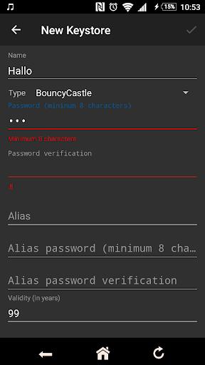 apk-signer 5.3.0 screenshots 6
