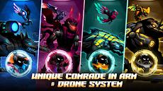 Cyber Fighters: Cyberpunk Stickman Impact Fightingのおすすめ画像4