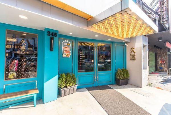 久違石頭火鍋 || 浮誇的鳥籠雙人海鮮拼盤,有台中最美火鍋店之稱號。