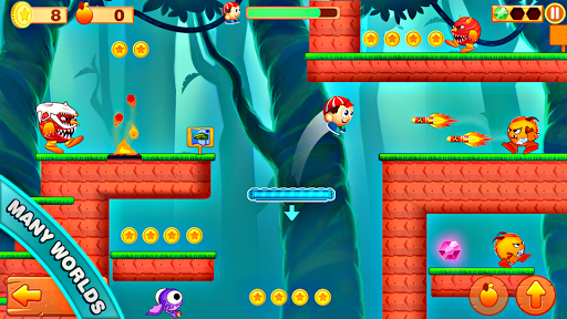 Jungle Castle Run 3 screenshot
