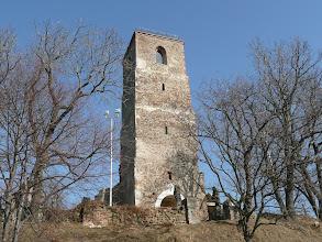 Photo: 22 m. vysoká vyhlídková věž kostela sw. Mikolaja v Wlodzienin je otevřena v sobotu a neděli mezi 10 - 17 hod.. Zavřená je v období listopad až koncem března. Zmínka o kostelu je z roku 1496, v 16. stol. byl přebudovaný na  církevní zámek. V okolí se nacházel farní hřbitov.  Zničený byl roku 1945