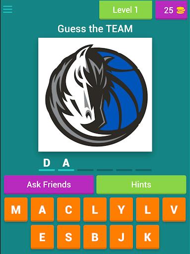 NBA Basketball Logo Prodigy 3.2.7z screenshots 5