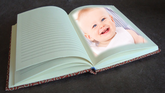Book & Cover Photo Frames screenshot