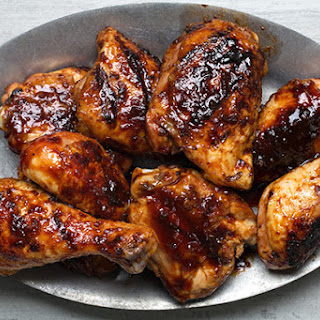 Spicy Sweet-and-Sour Grilled Chicken Recipe