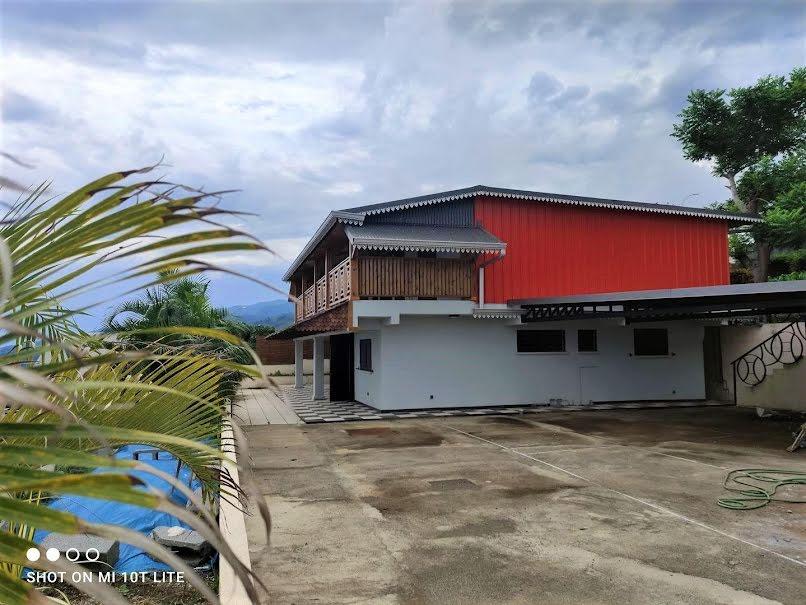Vente maison 5 pièces 180 m² à Bois De Nefles Saint Paul (97411), 468 000 €