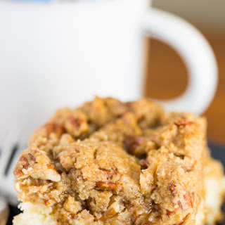 Maple Syrup Coffee Cake Recipes