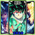 My hero academia wallpaper - Boku no hero anime icon