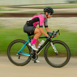 by Bert Templeton - Sports & Fitness Cycling ( cyclist, cyclocross, cycling, texas, bike )