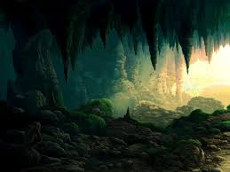 Image result for magical cave