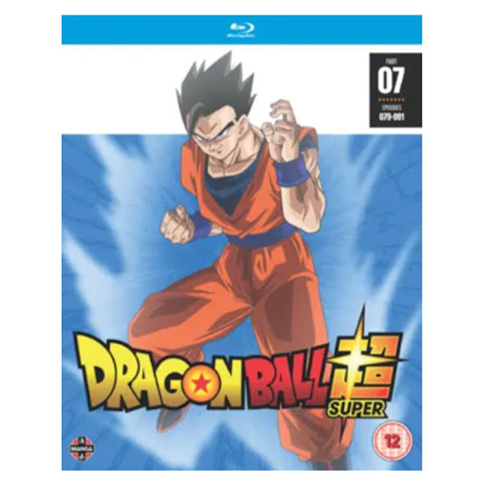 Dragon Ball Super: Part 7 (Blu-ray) (2 disc) (Import)