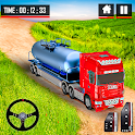 Oil Tanker Truck Driving Simulation Games 2021 icon