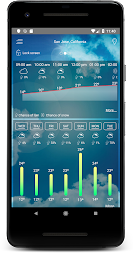 Weather Radar & Forecast VIP APK screenshot thumbnail 2