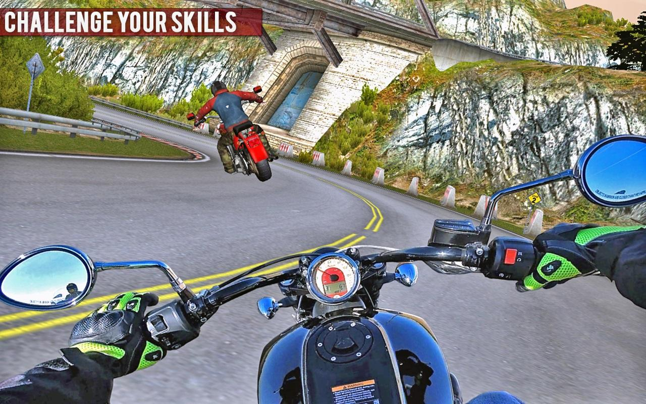 New Top Speed Bike Racing Motor Bike Free Games Android Apps
