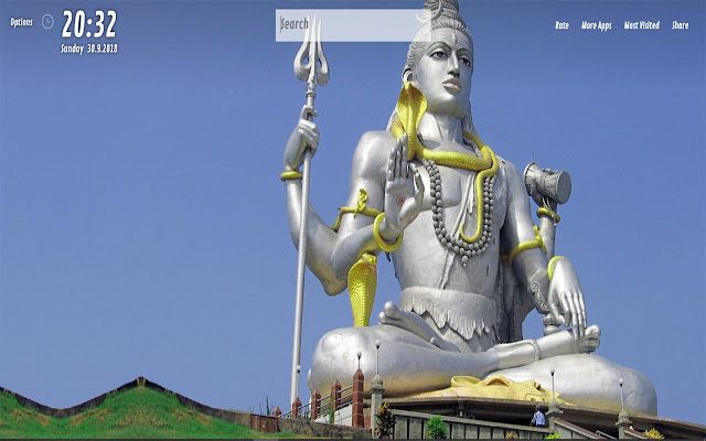 Lord Shiva Wallpapers Hd For New Tab