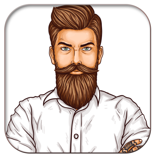 Beard Styles Hair Photo Editor