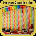 Streamers Decoration Ideas icon