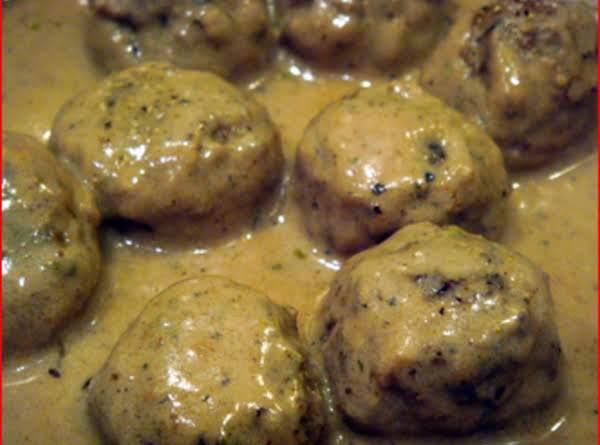 Frickadellars (danish Style Meatballs) Recipe