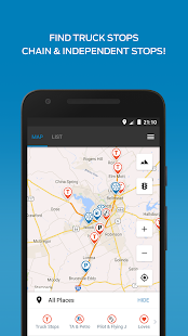 Best Gps For Truckers >> Truck Stop & GPS Trucker Path - Android Apps on Google Play