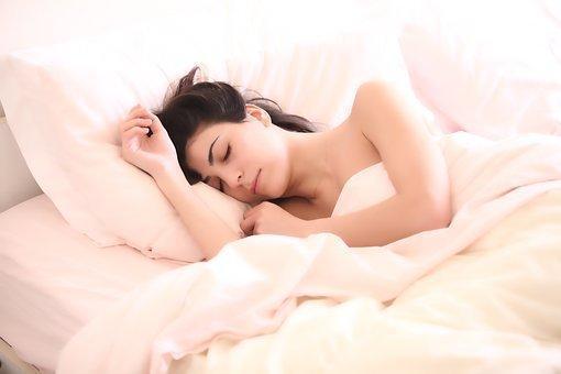 Woman, Asleep, Girl, Sleep, Dreams, Face