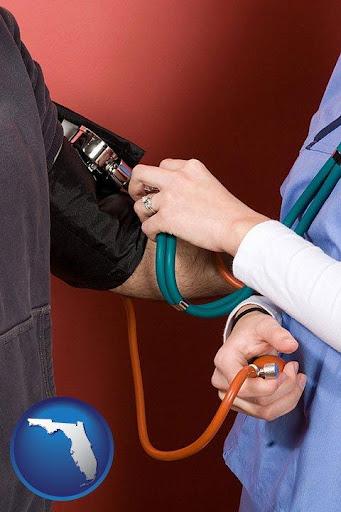 血圧テスト無料