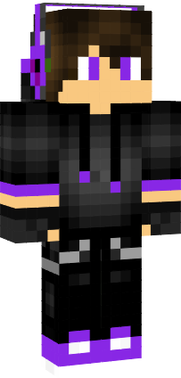 Ender Dragon Boy Nova Skin