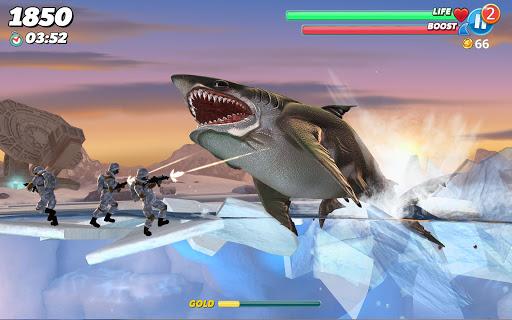 Hungry Shark World  captures d'u00e9cran 15