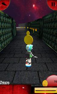 Robo Surfer 3D screenshot