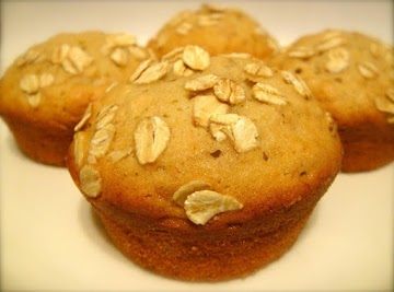 Banana-oat Muffins Recipe