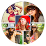 Circle Collage - Photo Collage Maker APK icon