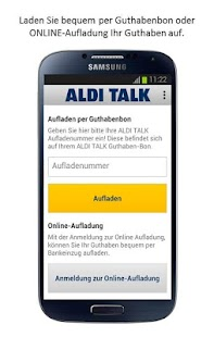 ALDI TALK- screenshot thumbnail