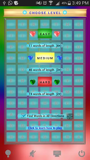 Find Wordz 1.1 screenshots 2